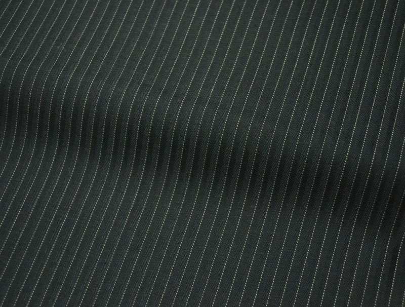 【スーツ】ISL566 濃紺 ストライプ