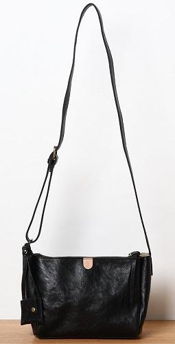 カウレザーミニショルダーバッグ