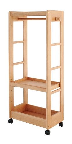 【nani シリーズ】Hanger Shelf (ハンガーシェルフ)