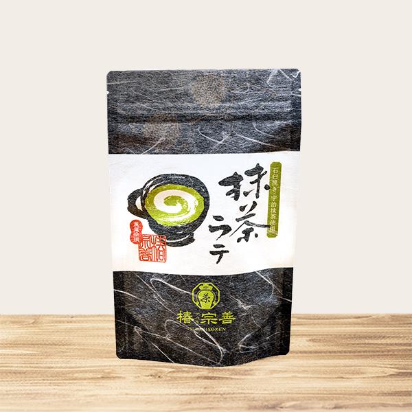 抹茶ラテ 15g×6本