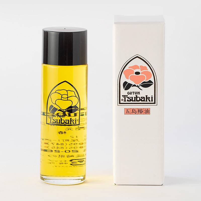 【純度100%】天然椿油 120ml|レギュラーサイズ