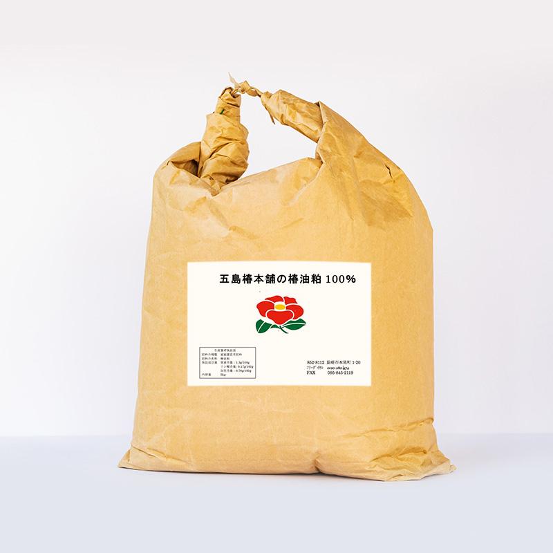 【家庭園芸用肥料】椿油粕 15kg袋入