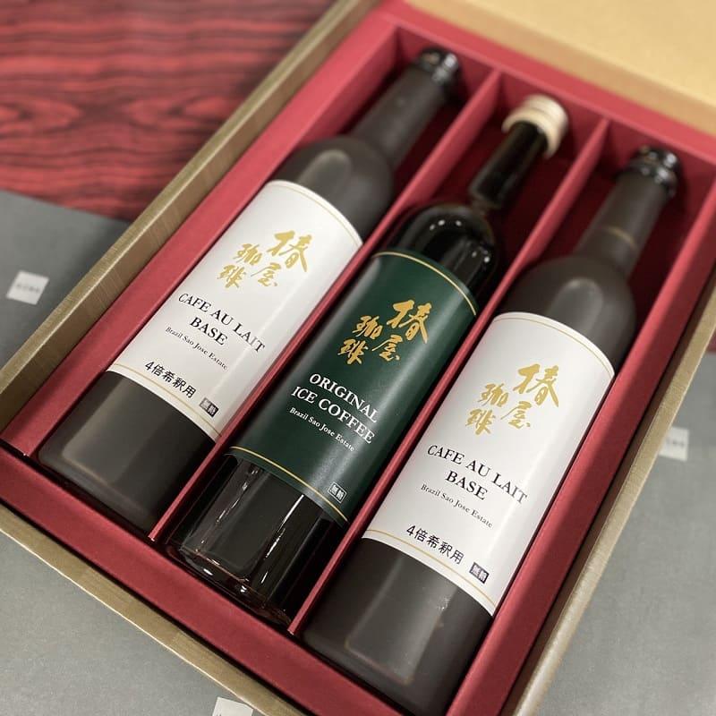 【送料無料】選べる瓶入りギフト3本セット(無糖)