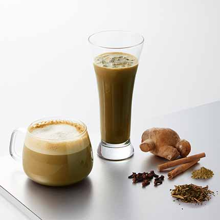 CH1ミルクで作るチャイの素 ほうじ茶