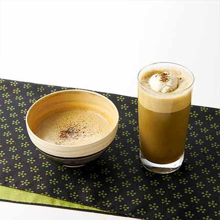 R4ミルクで作るラテの素 ほうじ茶(R4ほうじ茶粉末加糖タイプ)