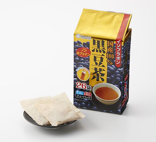 黒豆茶ティーバッグ 5g×26p