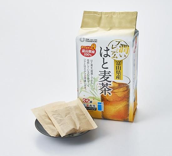 富山県産はと麦茶 ティーバッグ 4g×32p