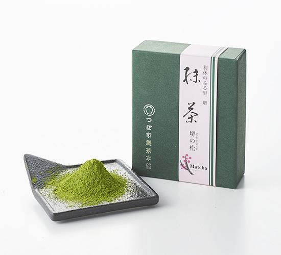 抹茶 堺の松(まつ) 40g