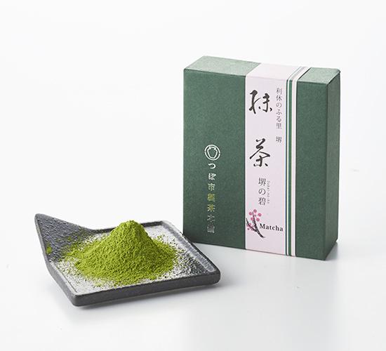抹茶 堺の碧(あお) 40g