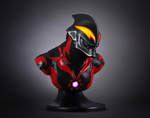 ULTRAMAN ARCHIVES CLASSIC ARTS SUIT SIZE BUST ウルトラマンベリアル