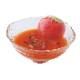 冷製トマトと壬生菜
