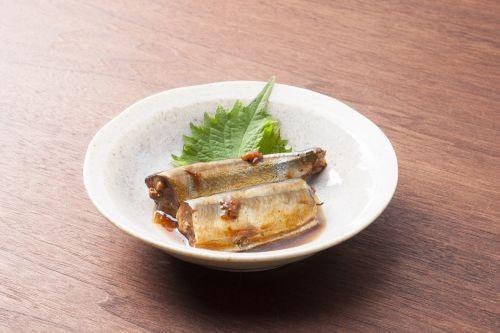 【骨まで食べられる!】 お魚屋さんの定食シリーズ さんまのやわらか梅煮 130g