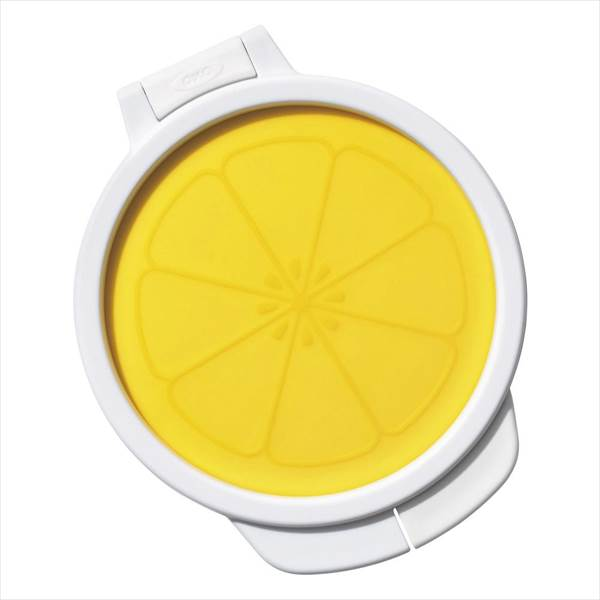 オクソー グッドグリップス OXO GOOD GRIPS シリコンフードキーパー (レモン) 11249800