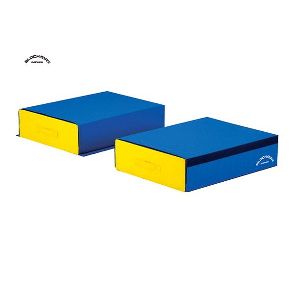 ソフトマット 子ども運動用 エバニュー ブロックマット四角 EKH130 EVERNEW