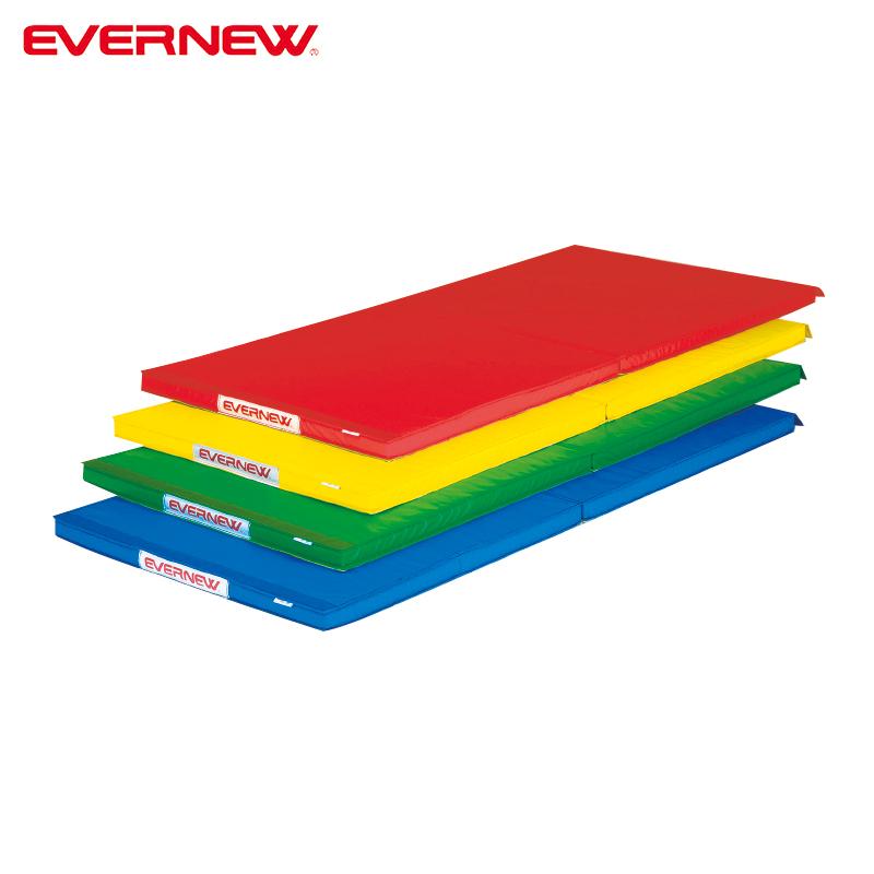エバニュー 体操マット 軽量 折りたたみ マルチマット EKM084 EVERNEW