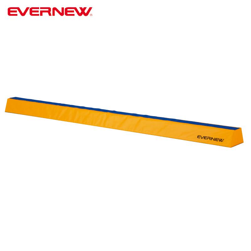 エバニュー 平均台 ソフト平均台 低床型 EKF508 EVERNEW