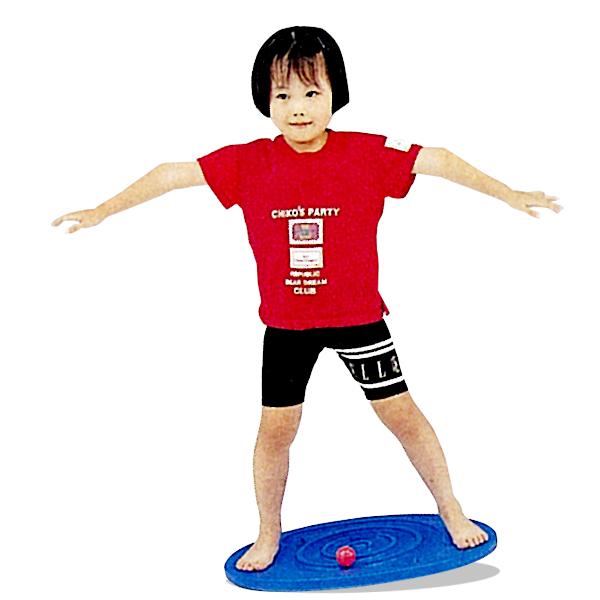 バランス 平衡感覚を養う はだしバランスボード