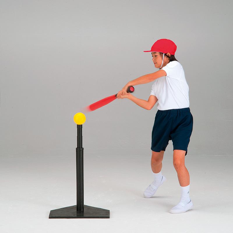 エバニュー ボールゲームの練習に ティーボールセット 11インチ ETE017 EVERNEW