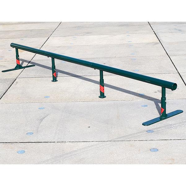 ツムラ スケートボードセクション ストリート スケートボード延長レール(丸) パーツ【送料無料】