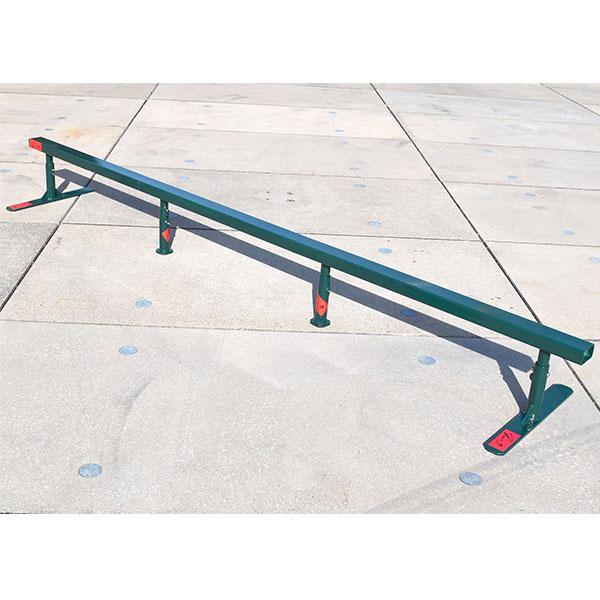 ツムラ スケートボードセクション ストリート スケートボード延長レール(角) パーツ【送料無料】