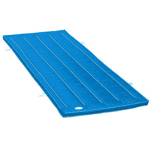 体操マット ナイロン カラーマット 体操教室や家庭などで使える カラー 体操マット SGマーク付 90×180×厚5cm