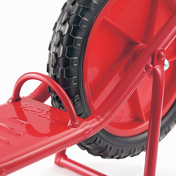 キックボード 遊びながらバランス感覚や脚力が養える 二輪スクーターDX スタンド付き