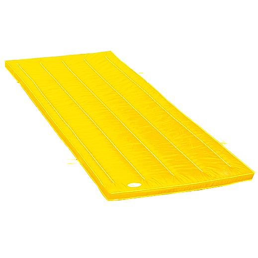 体操マット 滑り止め付 ナイロン カラーマット 体操教室や自宅などで使える カラー 体操マット SGマーク付 90×180×厚5cm