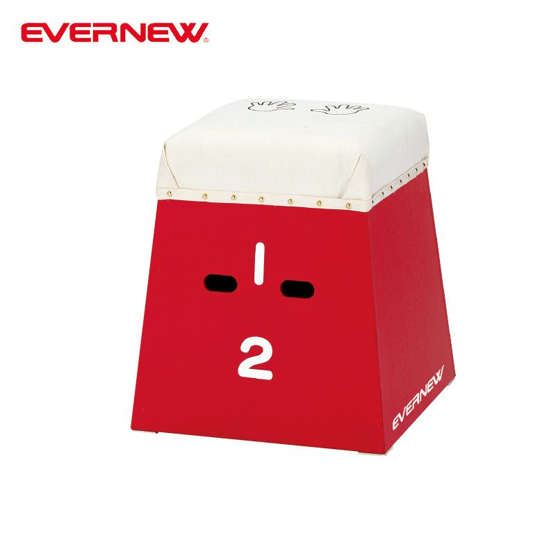 エバニュー とび箱 入門用 カラーとび箱 EKF317 EVERNEW