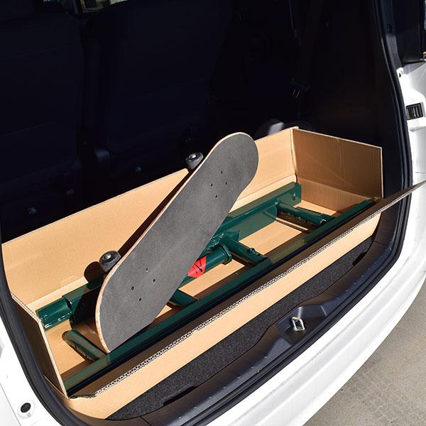 ツムラ スケートボードセクション ストリート スケートボードレール 角パイプ【送料無料】