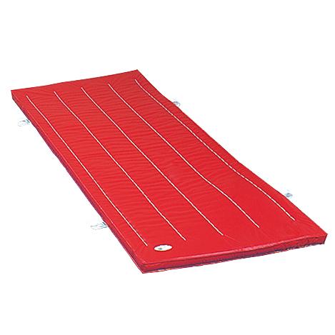 体操マット 屋外使用可能 水拭きOK ターポリン カラーマット SGマーク付 90×300×厚5cm