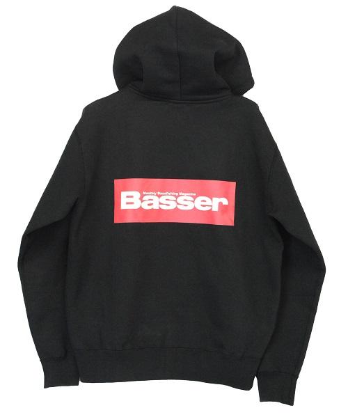 【受注販売】10オンス Basser Box Logoフーディー