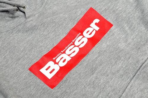 【予約受注】10オンス Basser Box Logoプルオーバーフーディー