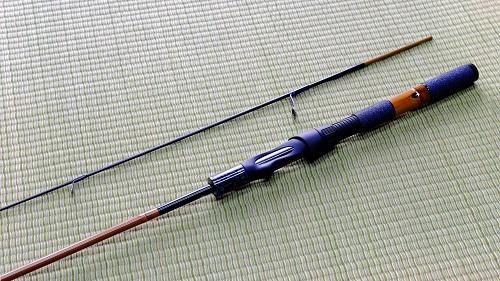 大和(やまと)作/管理釣り場用ルアーロッド 『Yamato50 GOD』