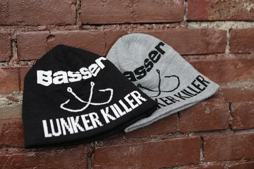 Basser×LUNKER KILLER ニットキャップ