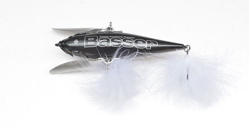【Baser ALLSTAR CLASSIC 33rd 開催記念 数量限定別注企画 第四弾】ブラック&ゴースト DODGE(ダッジ)+Basserスピニング用ロッドソックス セット