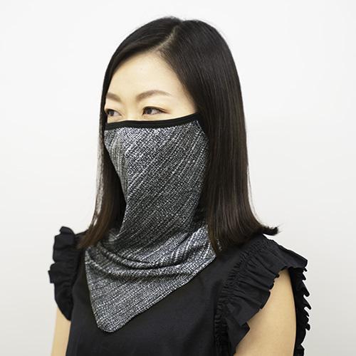 フェイスカバー UVカット マスクスヌード