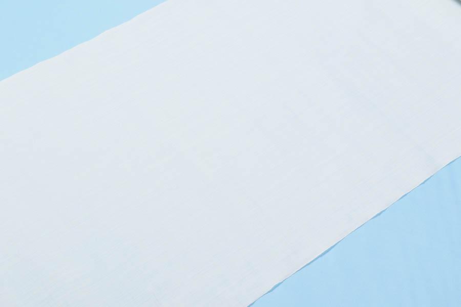 長襦袢  麻 本麻 新品 未仕立て 反物 夏長襦袢 夏の着物 フルオーダー 単衣用 夏用 小千谷 ちぢみ 本麻100%