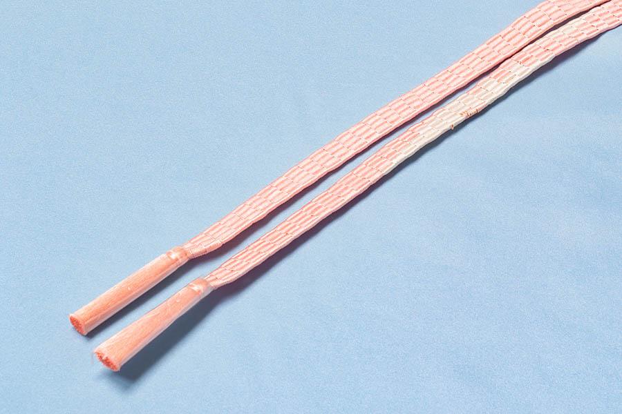夏の帯締め 金糸使用の帯締め