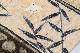 野口 麻名古屋帯 石垣千鳥模様 夏帯 麻 普段 麻の帯 未仕立て 反物 染め帯