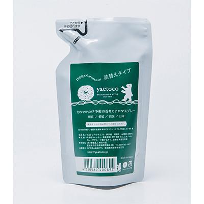 ヤエトコ アロマミスト 伊予柑 詰替200ml