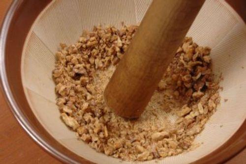 すり鉢 陶器(直径25cm)・すりこぎ(39cm)セット 中