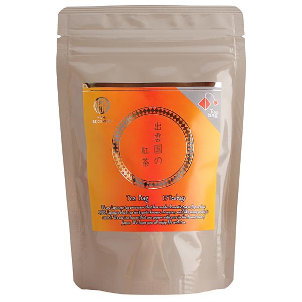 出雲国の紅茶 ティーパック 30g(2g×15袋)