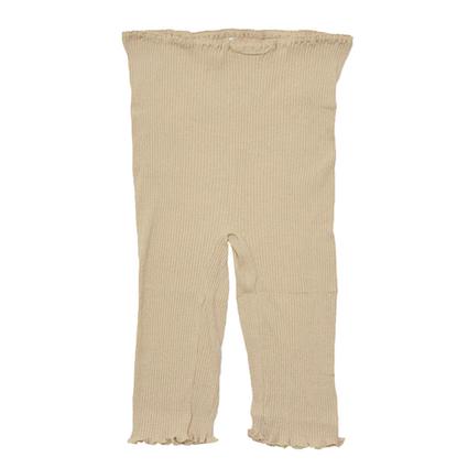 五分丈パンツ リブ 癒しのコットンシリーズ ※在庫限りメーカー終売