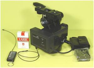 【SA-48872】 屋内仕様 ワイヤレスコントロール パンチルト雲台セット