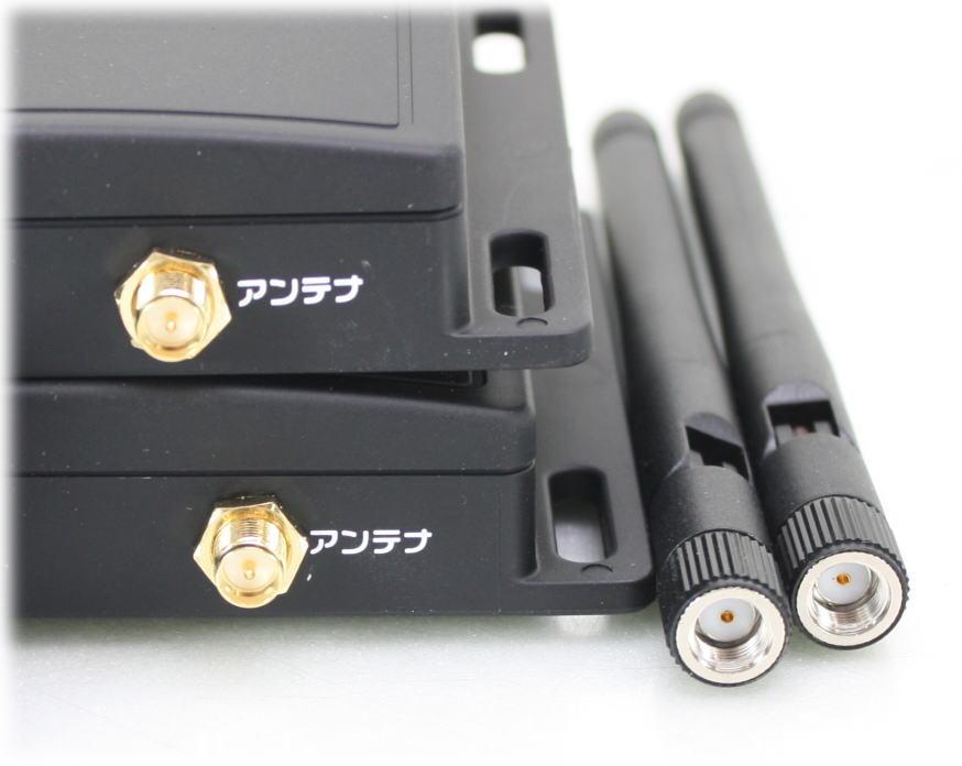 【SA-49830】 デジタル電波方式2.4GHz送受信機セット