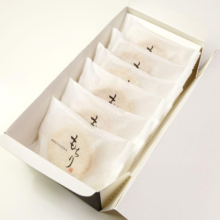 【ポイント2倍】父の日 ギフト 御中元 鶴屋光信 お取り寄せ  もちり6個入