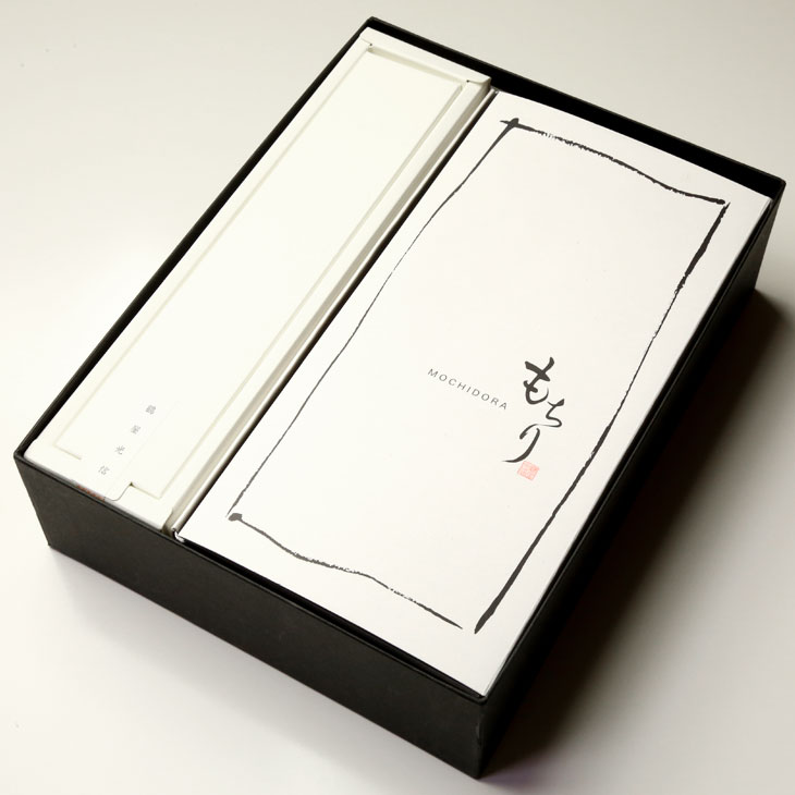 【ポイント2倍】父の日 ギフト 御中元 鶴屋光信 お取り寄せ  化粧箱中サイズ 塩水羊羹5個 もちり6個 詰合せ