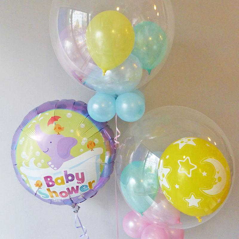 電報 『○Bubble baby shower○』