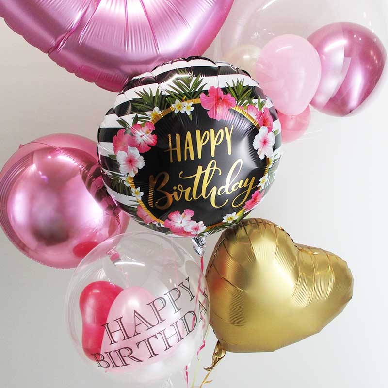 HP pink girly birthday【バースデー】