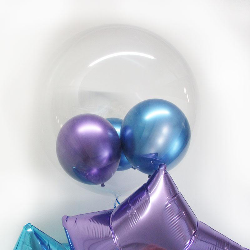HP ソリッドパフェ ブルー&パープル
